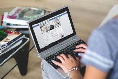 Facebook mokymai organizuojami