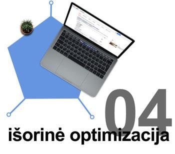 Išorinė SEO optimizacija