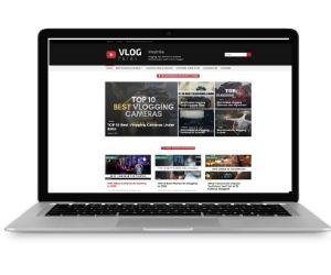 Internetinių svetainių kūrimas Vlogtribe.com