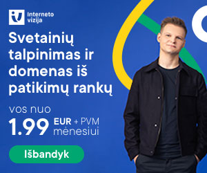 Geriausias Hostingas Lietuvoje