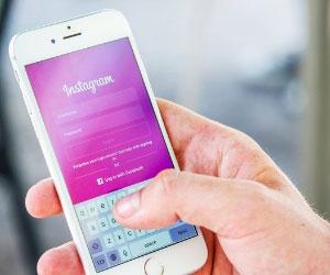 Instagram komunikacija