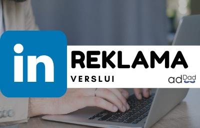 LinkedIn reklama