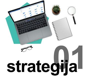 Socialinių tinklų administravimo strategija